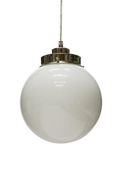 Hanglamp, Witte Bol aan Snoer