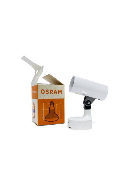 Osram Wandlampje, Witte Spot