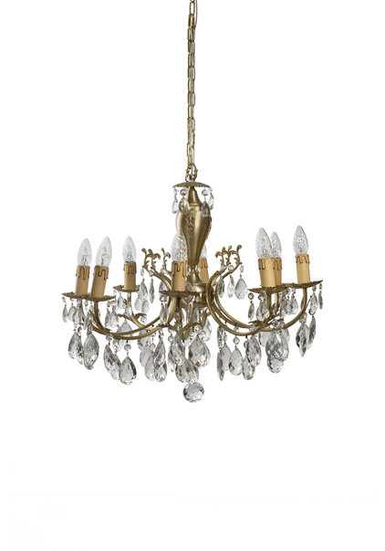 Classic Chandelier, 8 Arms