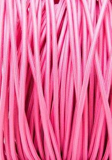 Strijkijzersnoer, roze