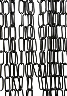 Black Chain for Suspension Lamps