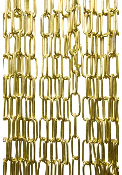 Lamp Chain, Brass Coated