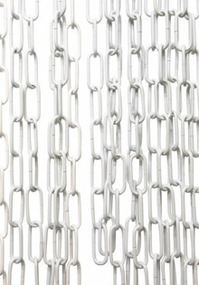 Lamp Chain, White