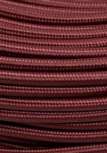 Strijkijzersnoer, Bordeaux Rood
