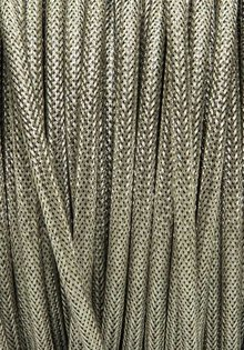 Lamp Wire, Metal Covered
