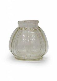 Chandelier Sphere, Clear Glass