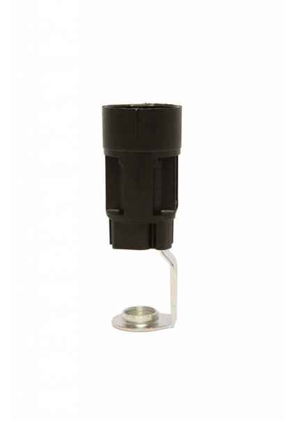 Lamp Socket for Chandelier, E14, 6.5 x 2.35 cm  /  2.56 x 0.93 inch