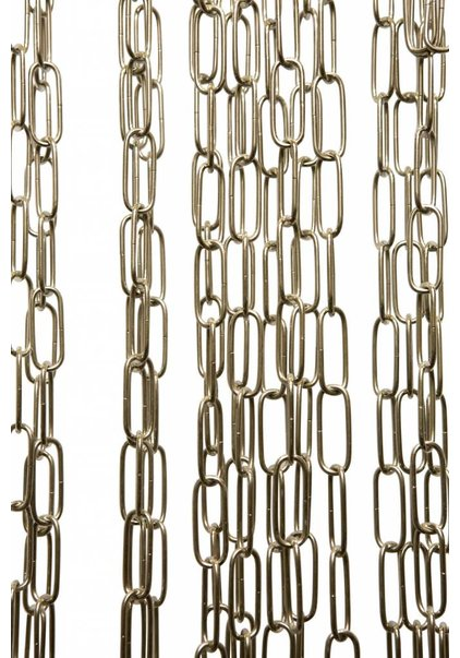 Lamp Chain, Big Size Links, Chrome