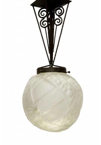 Art Deco Hanglamp, 1930