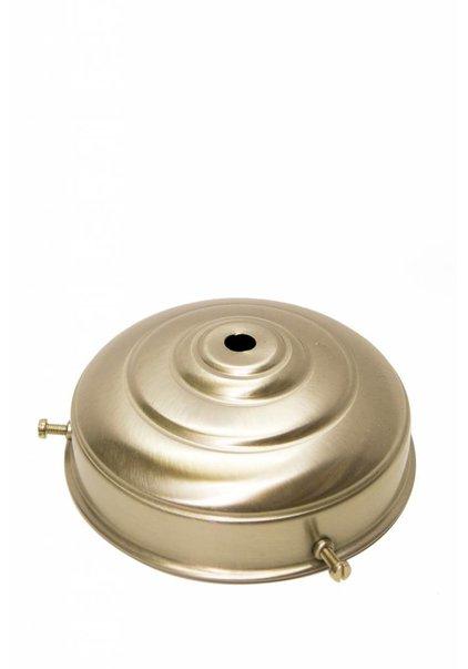 Lamp Shade Holder, Matt Nickel, 11 cm / 4.3 inch