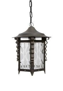Oude Hanglamp, Lantaarn, Jaren 40