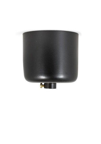 Black Ceiling Cap, 'Little Tower'
