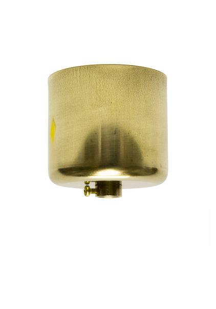 Brass Ceiling Cap, 'Little Tower'