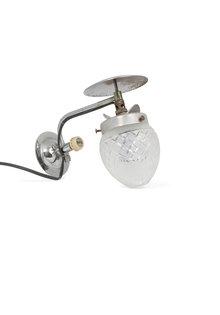 Stoere Wandlamp, Industrieel