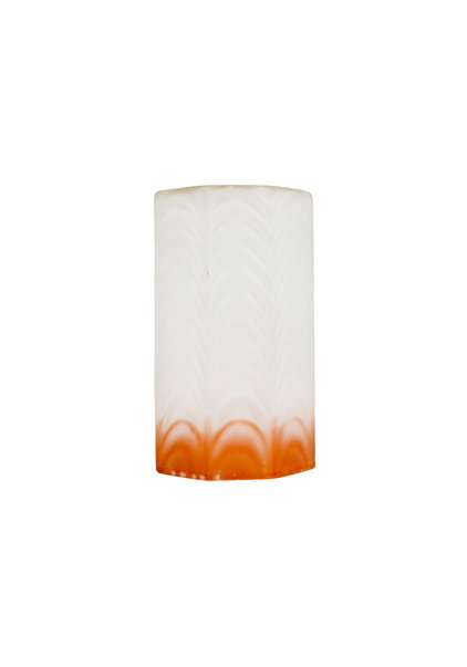 8-Sided Frosted Glass Lampshade, High Model