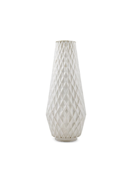 Vintage Lampshade, Glass with Checkered Pattern
