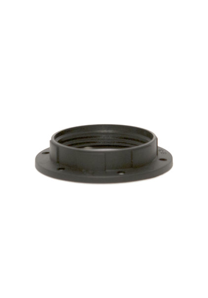 E27 Shade Ring, Black