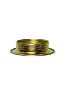 E27 Fitting Shade Ring, Gold Colour