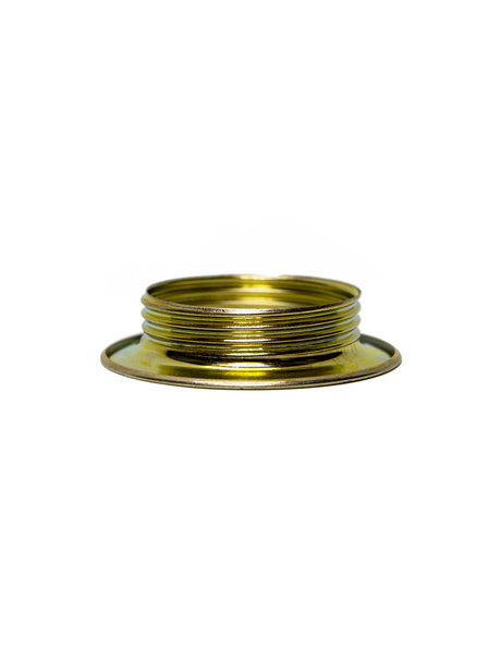 Shade Ring, E27 fitting, colour: brass / gold