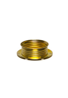 Shade Ring, small fitting (E14), brass