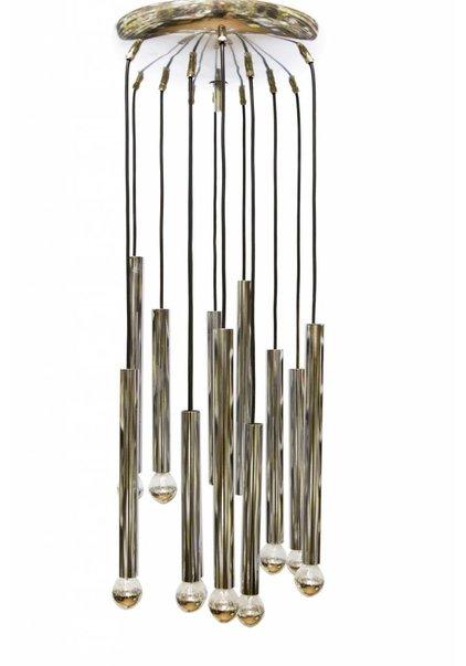 Cascade Hanglamp, Sciolari, 1960