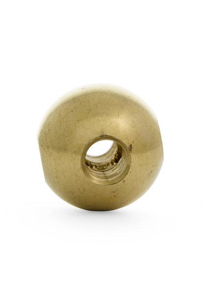 Koppelstuk, Messing, 3.0 cm, Kruis Connectie
