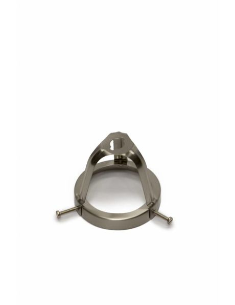 Glass holder, grip: 6 cm / 2.4 inch, high model