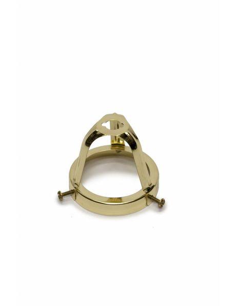 Glashouder, 6 cm greep, open model