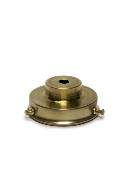 Kaphouder, Koper, Getrapt Model, 7.0 cm Diameter