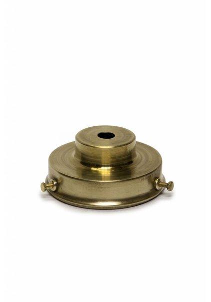 Lamp Shade Holder, Stairs Shaped Model, Diameter: 7.0 cm / 2.76 inch