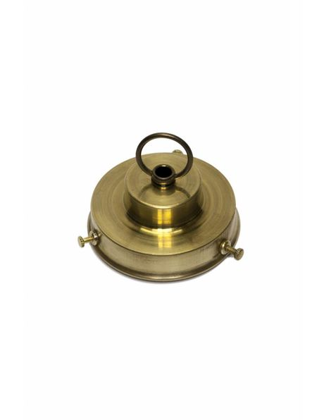 Lamp Glass Holder, stairs shape, grip: 6 cm / 2.4 inch