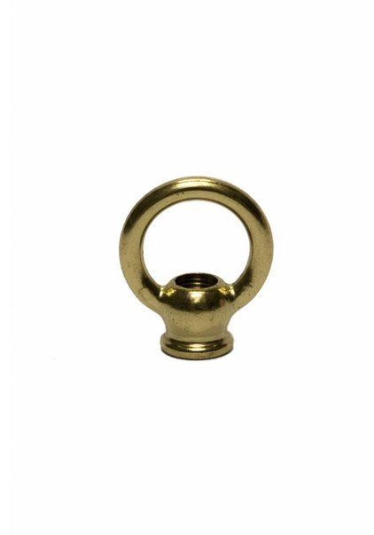 Loop Gripper (Ring Nipple), Brass, Small