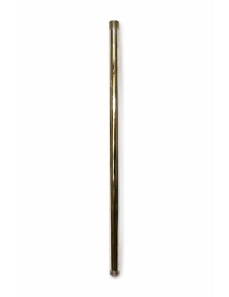 Bar, 30 cm / 11.8 inch, M13, Nickel Polished