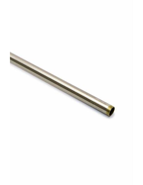 Rod / Tube, 20 cm / 7.9 inch, M13, Nickel Matt