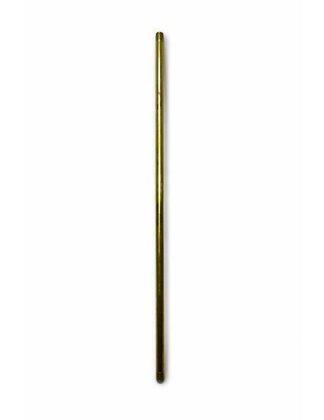 Buis, 40 cm, M10, Messing Ongepolijst