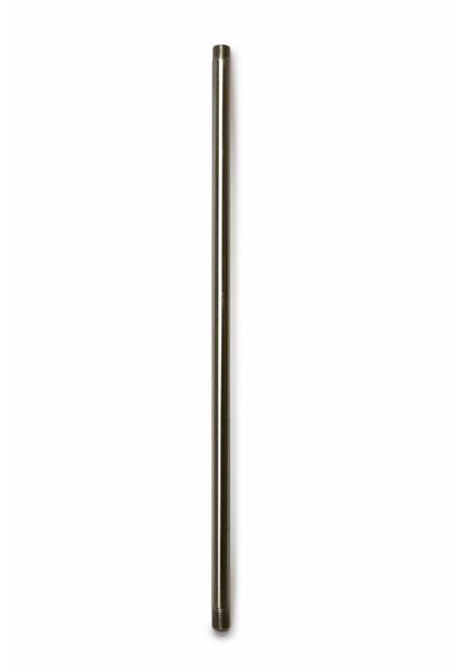 Rod, 30 cm / 11.8 inch, M10, Nickel Matt