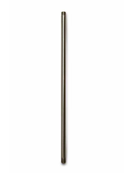 Stang, 30 cm, M10, Nikkel Mat