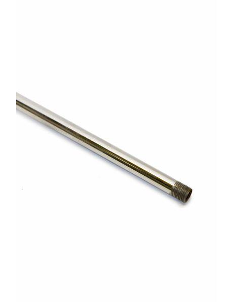 Tube, 20 cm / 7.9 inch, M10, Nickel Polished