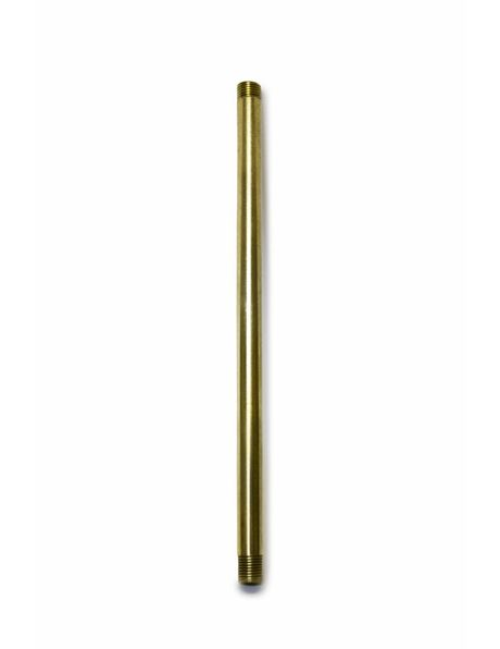 Buis, 20 cm, M10, Messing Ongepolijst