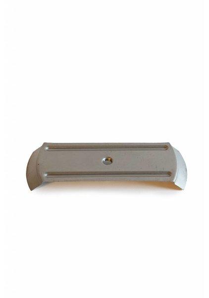 Glasdrager, 15 cm, metaal