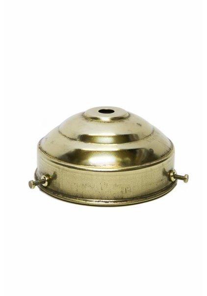 Lamp Shade Holder, Brass, 8 cm / 3.15 in