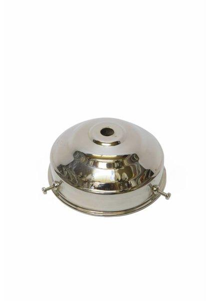 Lamp Shade Holder, 8 cm / 3.15 inch, Chrome