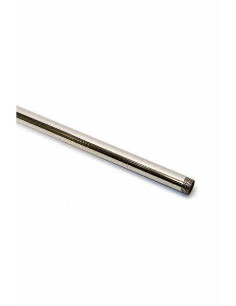 Pipe, Nickel Polished, 40 cm / 15.75 inch, M13