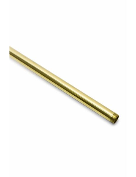 Stang, Messing Gepolijst, 40 cm, M13,