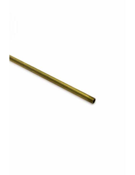 Buis, Messing Ruw, 50 cm, M10