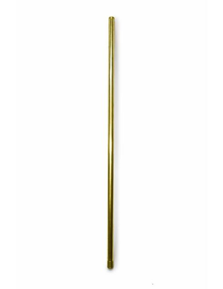 Buis, Ruw Messing, 50 cm, M13