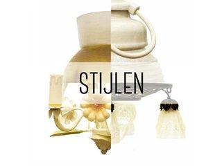 Lampen per Stijl / Stroming