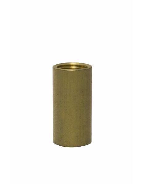 Tube Adapter (reducing nipple) M10 - M8, Brass