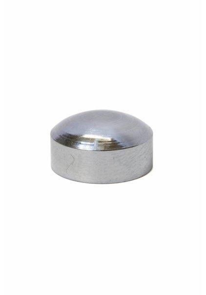 Afdekdopje, Zilver, 0.6 cm, M10x1