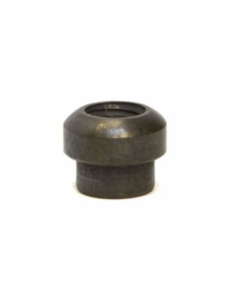 M4 x 1 Nipple, Dark Brown, Brass